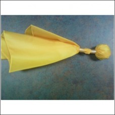 Smitty nylon ball flag (yellow ball)
