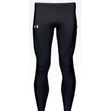 UNDER ARMOUR Heat Gear Compression Pants (Black)