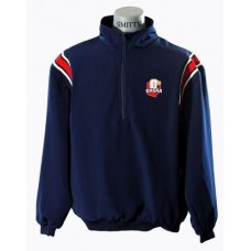 SMITTY Navy Jacket with red shoulder stripes and  OHSAA logo