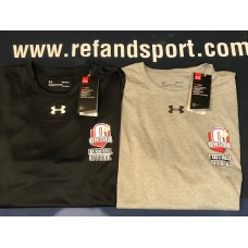 OHSAA FOOTBALL OFFICIAL UNDER ARMOUR  T-SHIRT