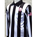 "Smitty  OHSAA  SUBLIMATED Long Sleeve football/lacrosse shirt (2 1/4"" stripe)"