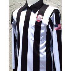 "Smitty NEW OHSAA  SUBLIMATED Long Sleeve football shirt (2 1/4"" stripe)"