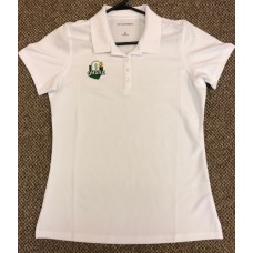 WOMENS OHSAA VOLLEYBALL DRY ZONE POLO