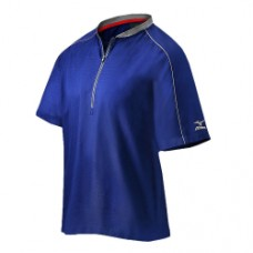 OI MIZUNO SHORT SLEEVE BATTING JACKET
