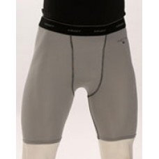 SMITTY compression shorts with cup pocket (GRAY)