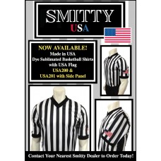 Smitty NEW SUBLIMATED v-neck with side panels