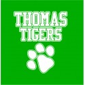 THOMAS TIGER PAW T-SHIRT