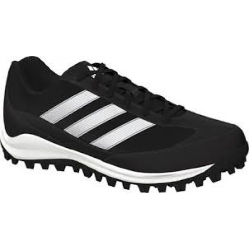 Adidas Turf Hog referee shoes (BLACK/WHITE)