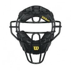 Wilson Black Steel Mask