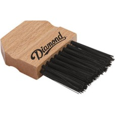 Wood Handled plate brush