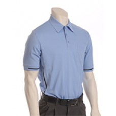 Smitty MLB style umpire shirt with piping