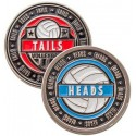 Volleyball Flip Coin