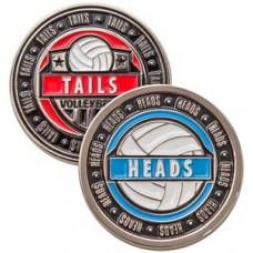 Volleyball Flip Coin
