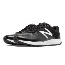 New Balance 950 umpire/referee shoes (MLB logo) Black/White